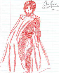 Me In Fantasy by bombninjanaruto
