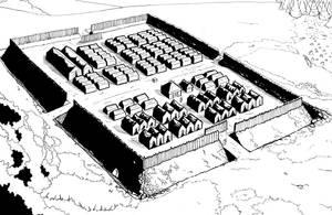 Castrum by Mercvtio
