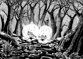Big Cypress Swamp by Mercvtio