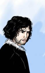 Jon Snow by Mercvtio