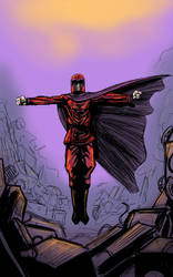 Magneto by Mercvtio