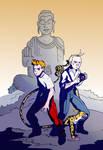 Spirou et Fantasio by Mercvtio