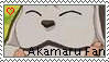 Akamaru Stamp by KibaAkamaruFanclub