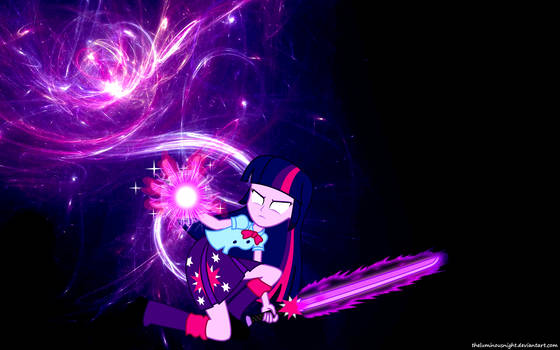19) Twilight Sparkle - Power of Magic by TheLuminousNight