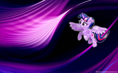 20) Twilight Sparkle - Crystal by TheLuminousNight