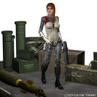 Scarlett by sturkwurk
