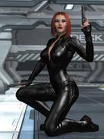 Black Widow update by sturkwurk