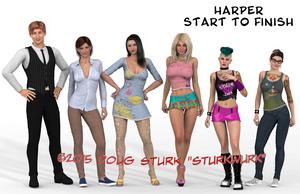 Harper Kelly Lineup 2015 by sturkwurk