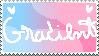 gradient Stamp f2u by PurpleAmeraXy