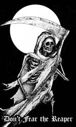 Don't Fear the Reaper by DaedalvsDesign