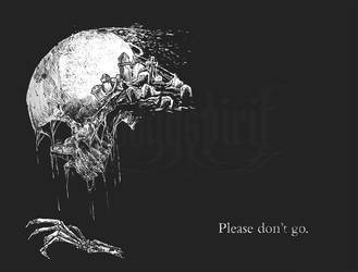 Please, don't go. by DaedalvsDesign