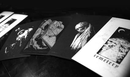 Daedalvs Postcards by DaedalvsDesign