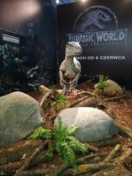 Jurassic World WarsawComicCon by wiedzminka