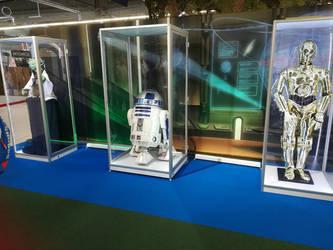 Star Wars Warsaw Comic Con by wiedzminka
