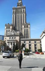 Palac Kultury i Nauki Warszawa by wiedzminka