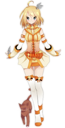 Commission fullbody Madhatterkyoko by ShineArtworks