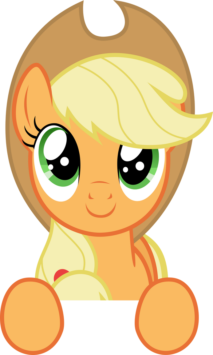 Vector 11} Applejack looking at the stars by pixiepea