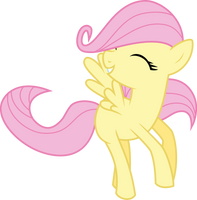 Vector 13} Fluttershy by pixiepea