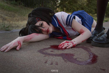 Dead Hanako by famous-and-fabulous