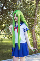 Curious Midori by famous-and-fabulous