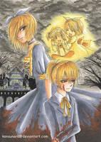 Vocaloid - Daughter of Evil by kanaunara