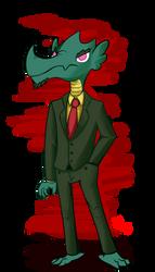 Mr. Slate by Blizzfan98