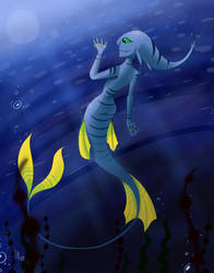 Mermaid 'n Sea by Blizzfan98
