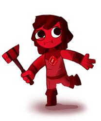 It's a Ruby. by Blizzfan98