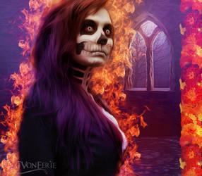 Cuando la muerte se viste de gloria by LexiVonEerie