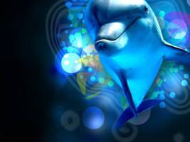 Dolphin friendly by Maysiiu