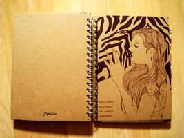 front cover by Maysiiu