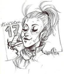 #Inktober17 by Ckirden