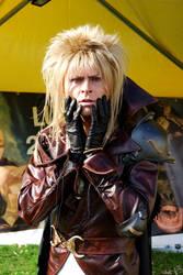 Jareth from Labyrinth cosplay by Sandman-AC