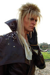 Jareth cosplay from Labyrinth by Sandman-AC