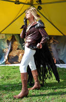 Jareth cosplay full figure 2 by Sandman-AC