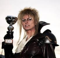 Jareth Triumphant by Sandman-AC