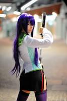 Saeko Busujima cosplay by Sandman-AC