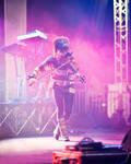 Lindsey Stirling at NovaAria 3 by Sandman-AC