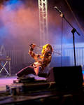 Lindsey Stirling at NovaAria 4 by Sandman-AC