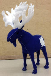 Toronto Moose by sepfeiffer