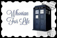 Whovian For Life Stamp by Calypso1977