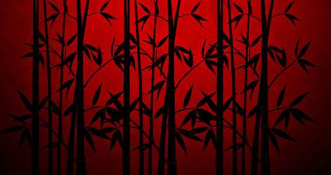 Bamboo Wallpaper by Calypso1977