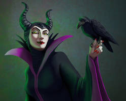 Maleficent by BritneyPringle