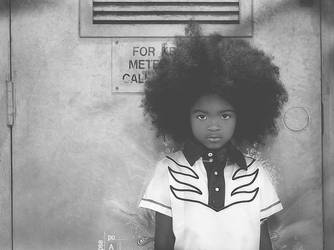 Afro LP by apocalypse139