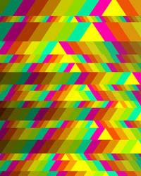 Stripes v.2 by Rustyn