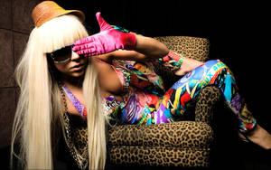 Lady Gaga wallpaper 01 by nicojan