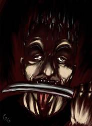 Demon's head by Giro-Noden