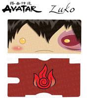 Avatar Last Airbender: Zuko by DesignsByCorkyLunn