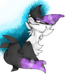 (meggie) gift for DAKIVIX QWQ by MonsterArts4000