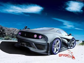 360 Modena Evolution by REDZ166